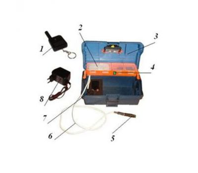 Устройство дистанционного поджига